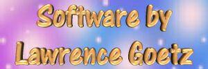 Software by Lawrence Goetz